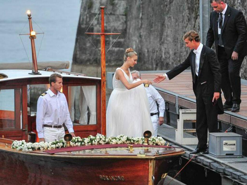 Wedding beatrice borromeo Beatrice Borromeo