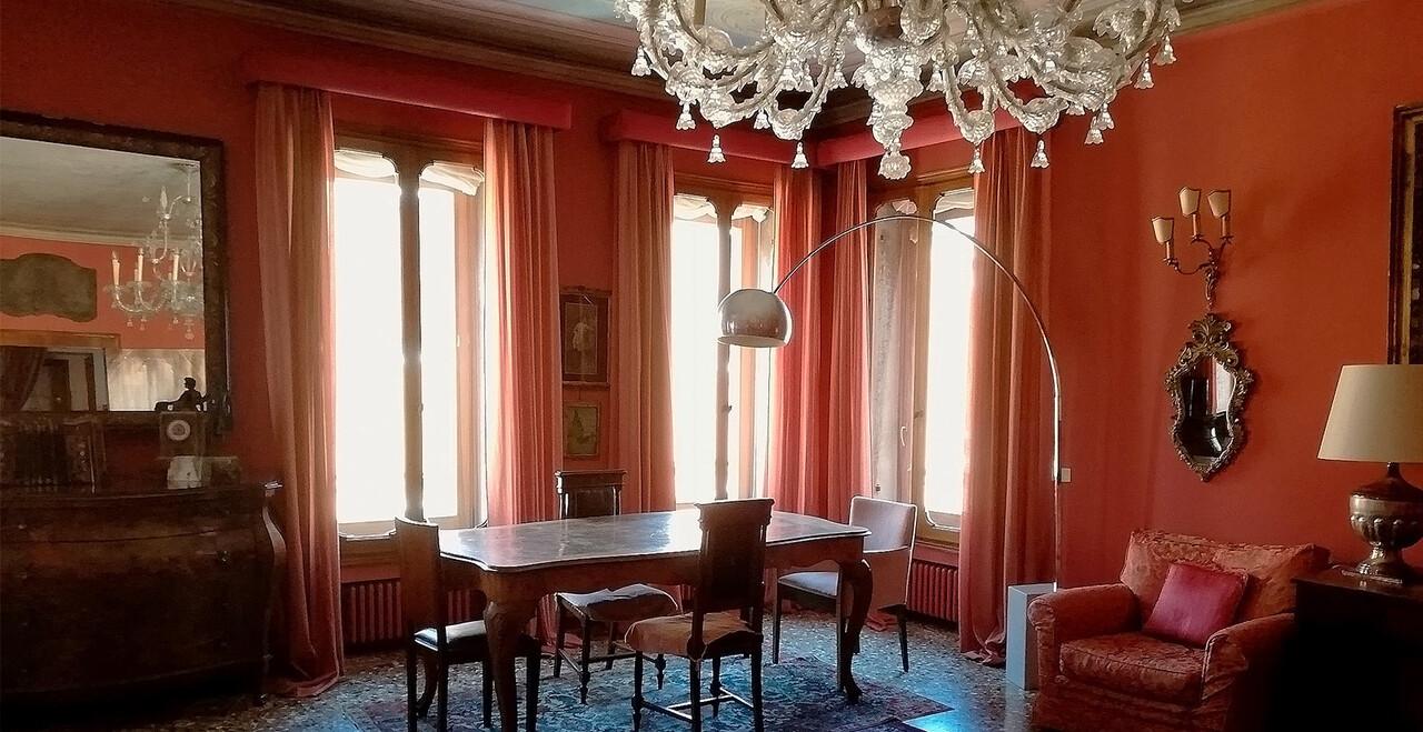 L'appartamento vacanza a Venezia dell'Hotel Metropole.