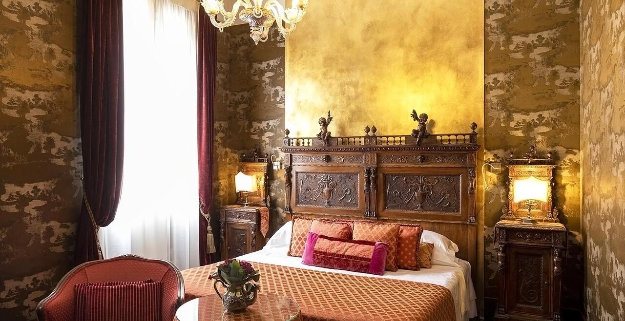 Camera d'allure veneziano.