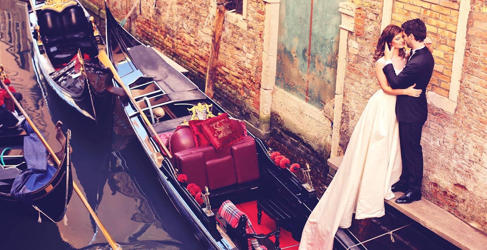 Il water taxi privato dell'Hotel Metropole di Venezia.