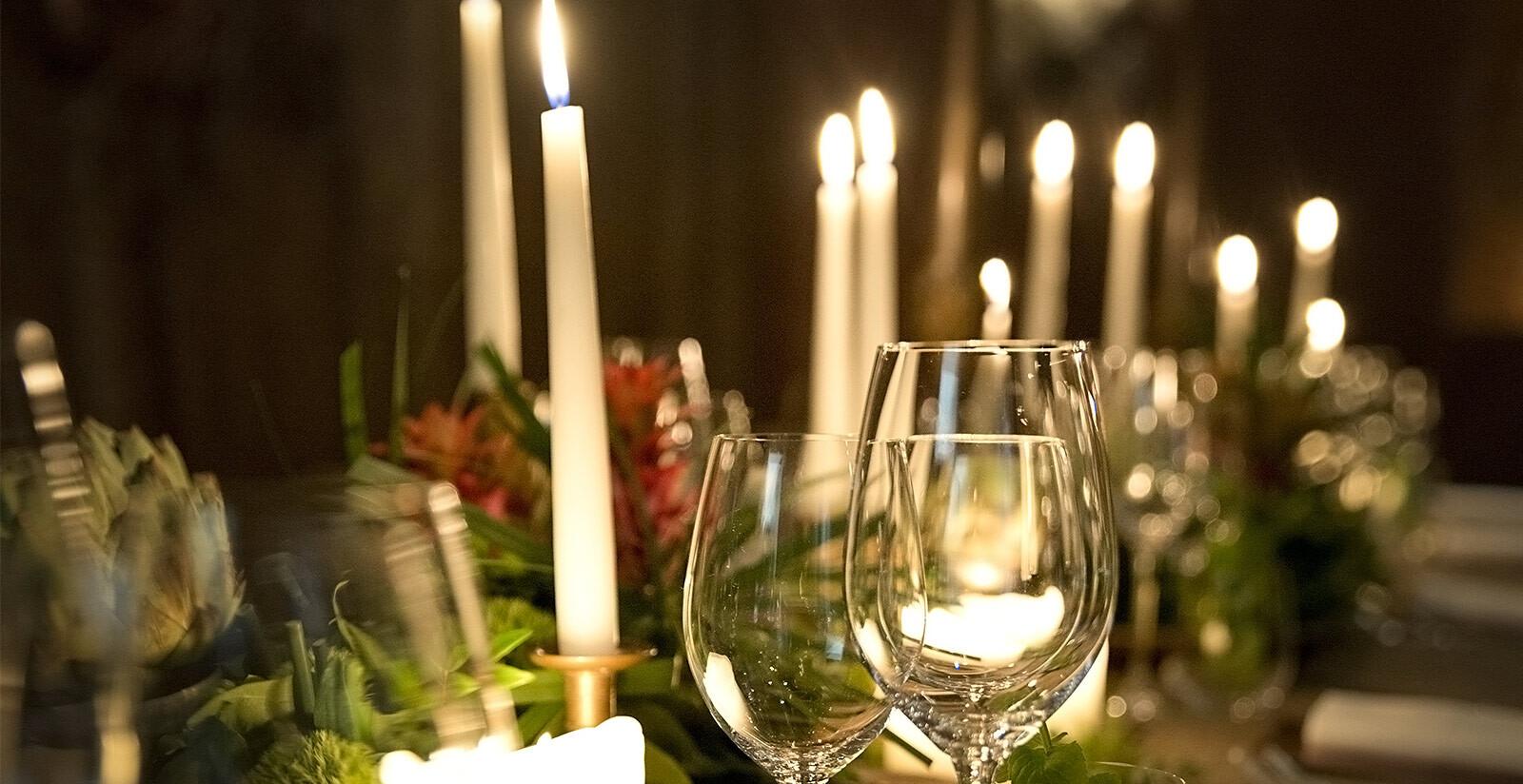 La cena al Metropole di Venezia.