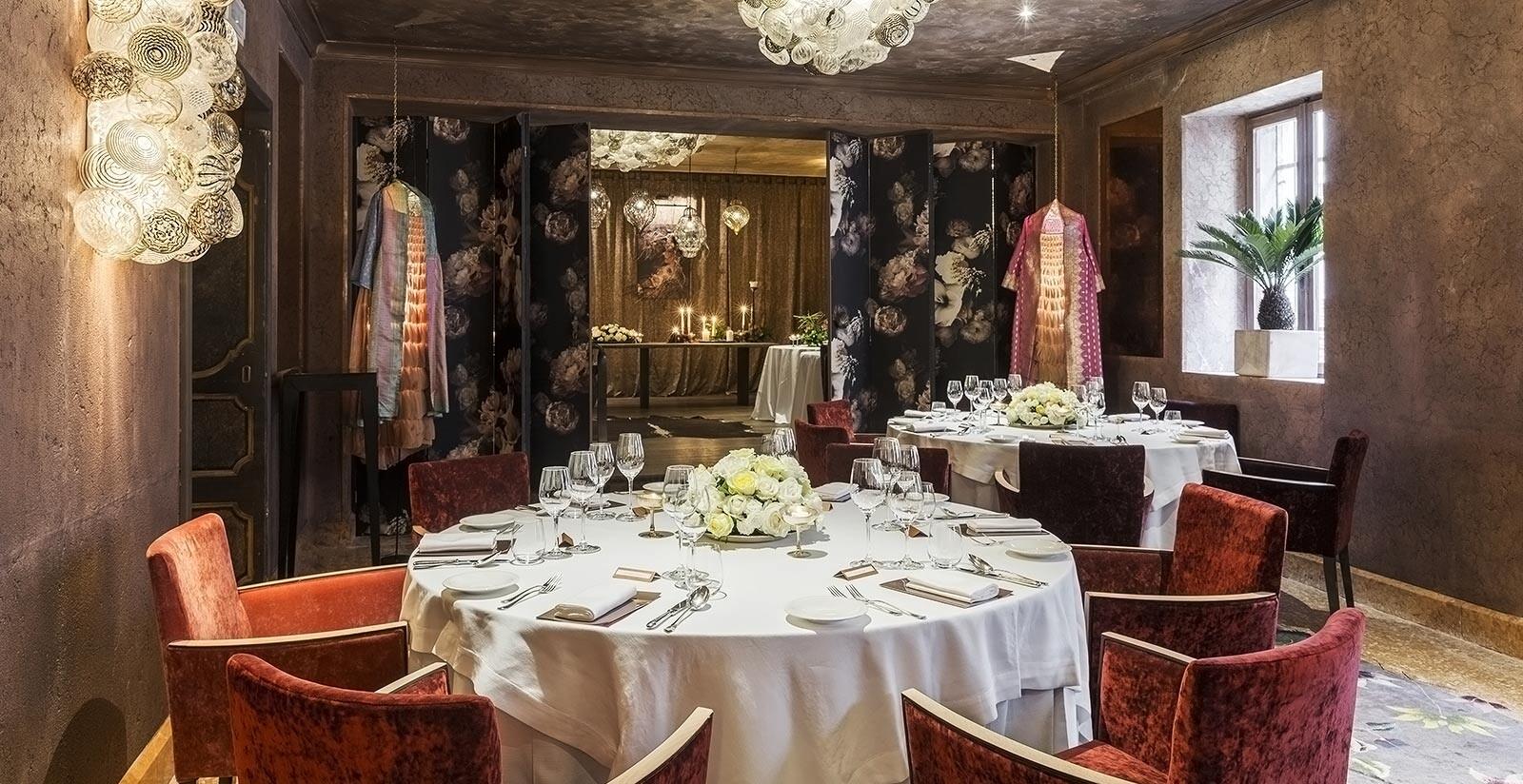 La location per matrimoni a Venezia dell'Hotel Metropole.