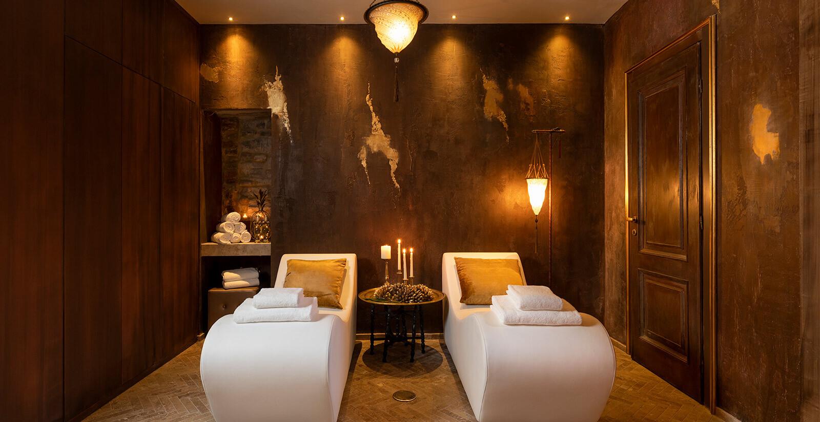 La spa a Venezia dell'Hotel Metropole