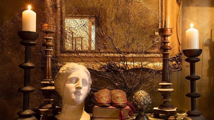 La collezione dell'Hotel Metropole.