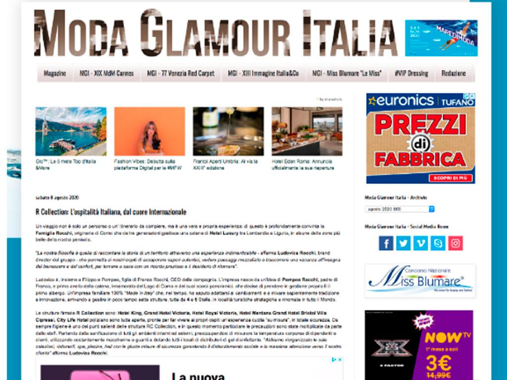 Moda Glamour Italia