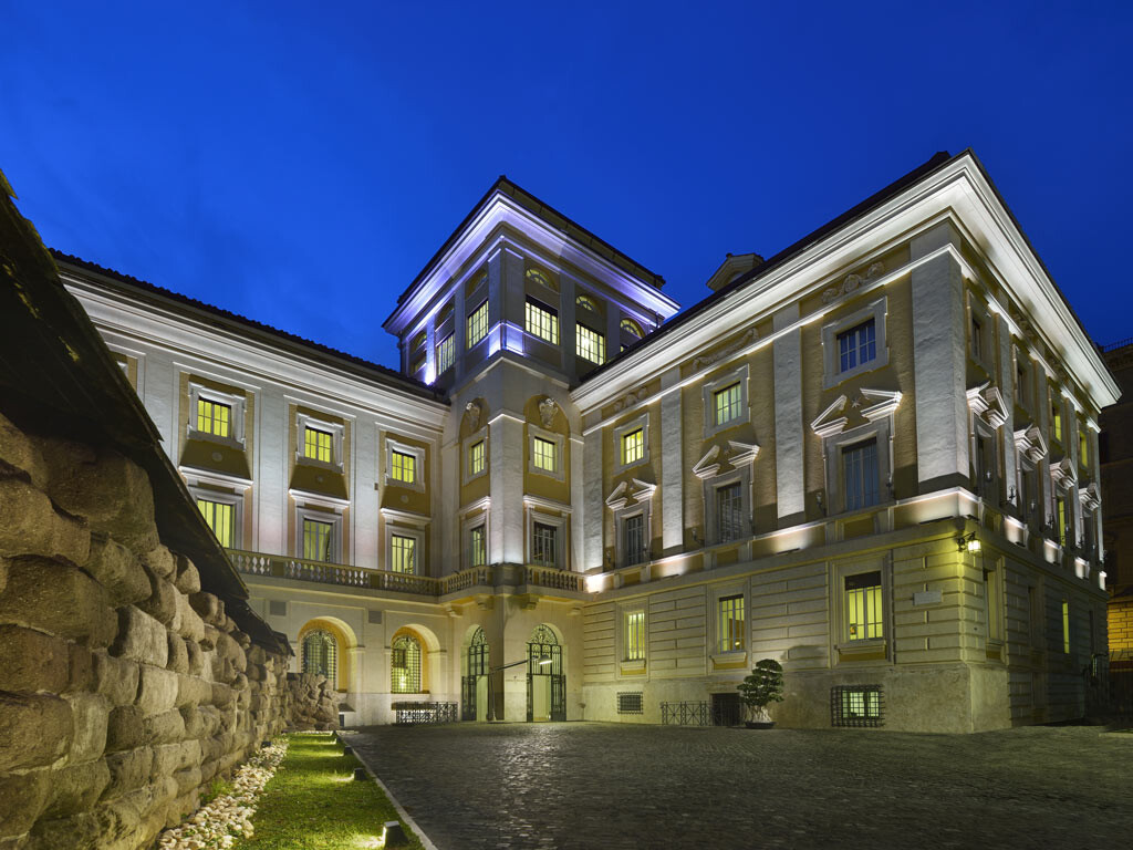Palazzo MontemartiniLogo