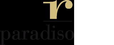 Paradiso Relais Logo White