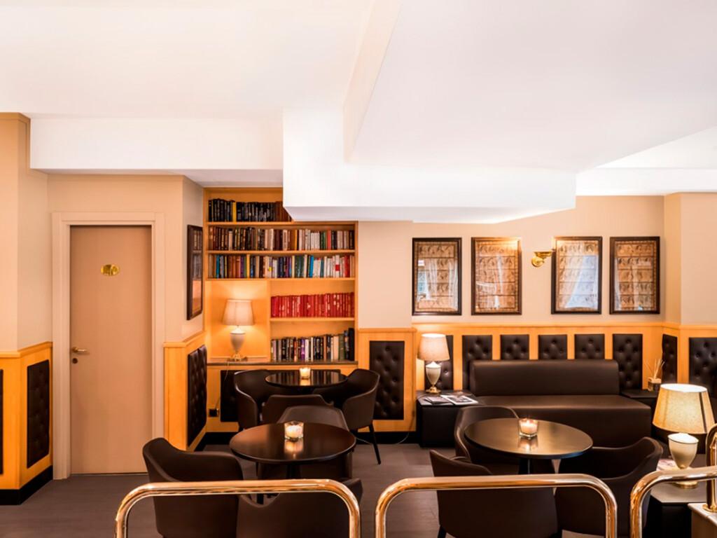 Hotel MentanaLogo